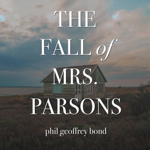 smallTHE FALL OF MRS PARSONS AUDIO BOOK